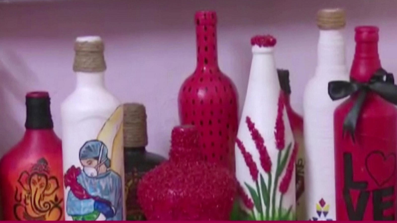 recycle-reuse-this-puducherry-couple-turns-discarded-bottles-into-beautiful-artifacts