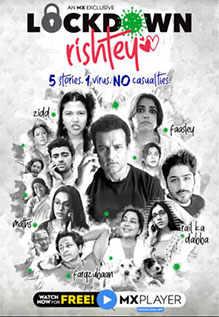 Lockdown Rishtey (2020) Hindi S01 Complete Web Series