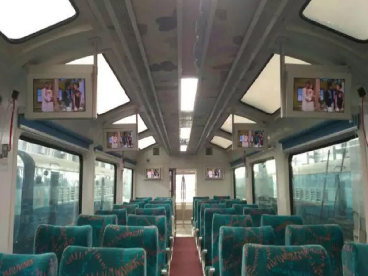 Kalka-Shimla Express resumes passenger services after seven months