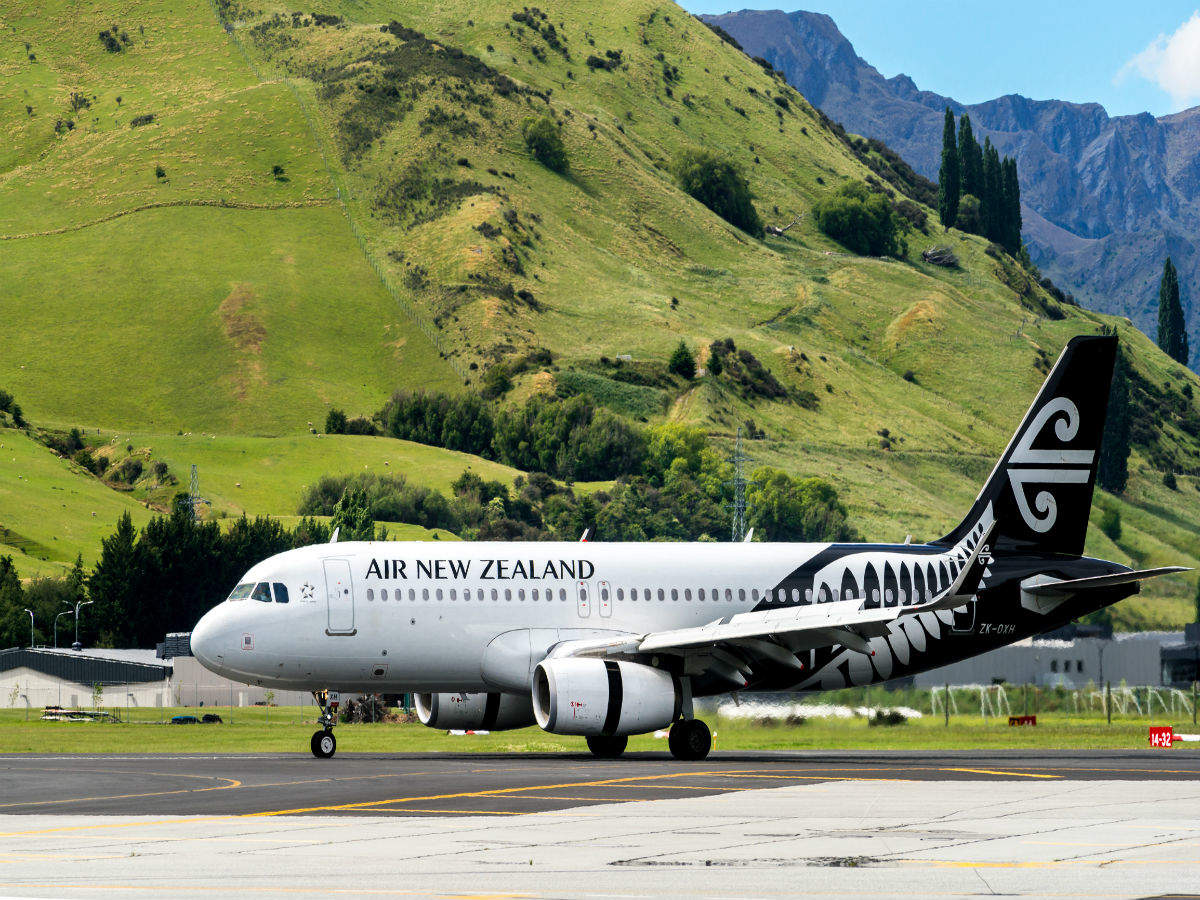 Mystery destination: Air New Zealand is offering 'mystery breaks' to attract tourists