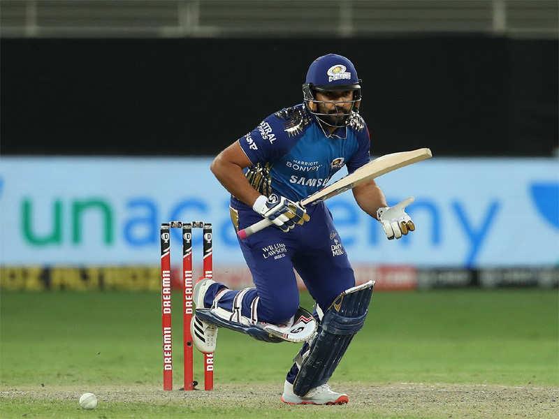IPL 2020: Mumbai Indians skipper Rohit Sharma doubtful for Rajasthan Royals game | Cricket News - Times of India