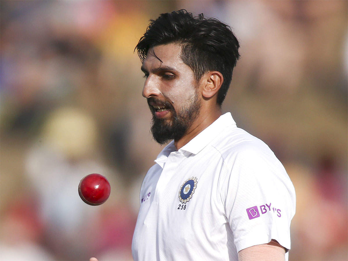 Ishant Sharma to be fit for Australia tour: Report   Cricket News - Times  of India