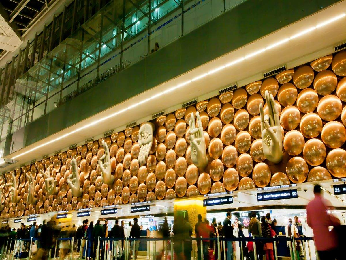 Delhi airport to start COVID-19 testing for international departures soon