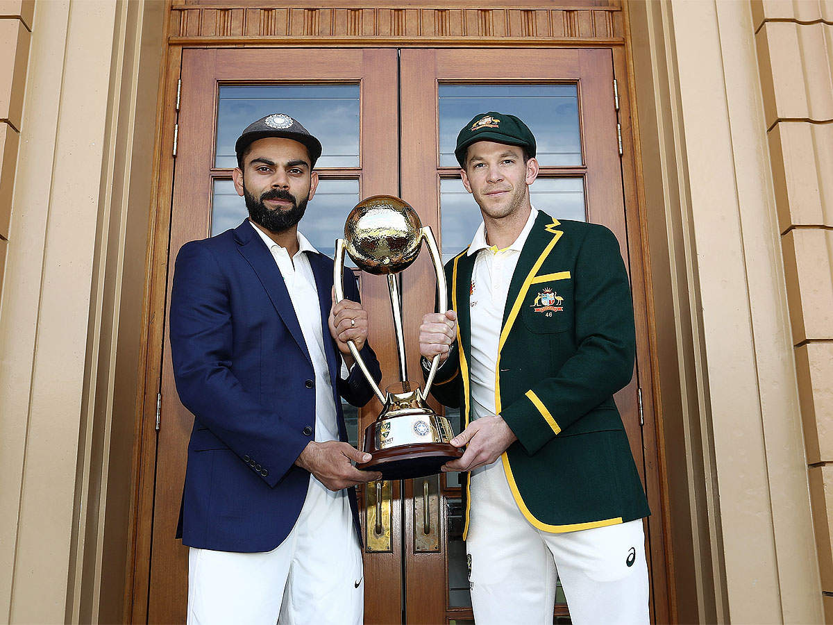 India Vs Australia Schedule 2020 Ind Vs Aus Full Schedule Dates Venues And India Squads Cricket News Times Of India
