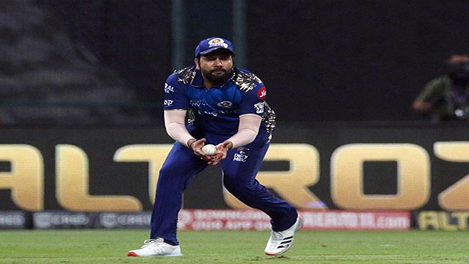 ipl-2020-rohit-sharma-nearing-match-fitness-with-non-stop-training