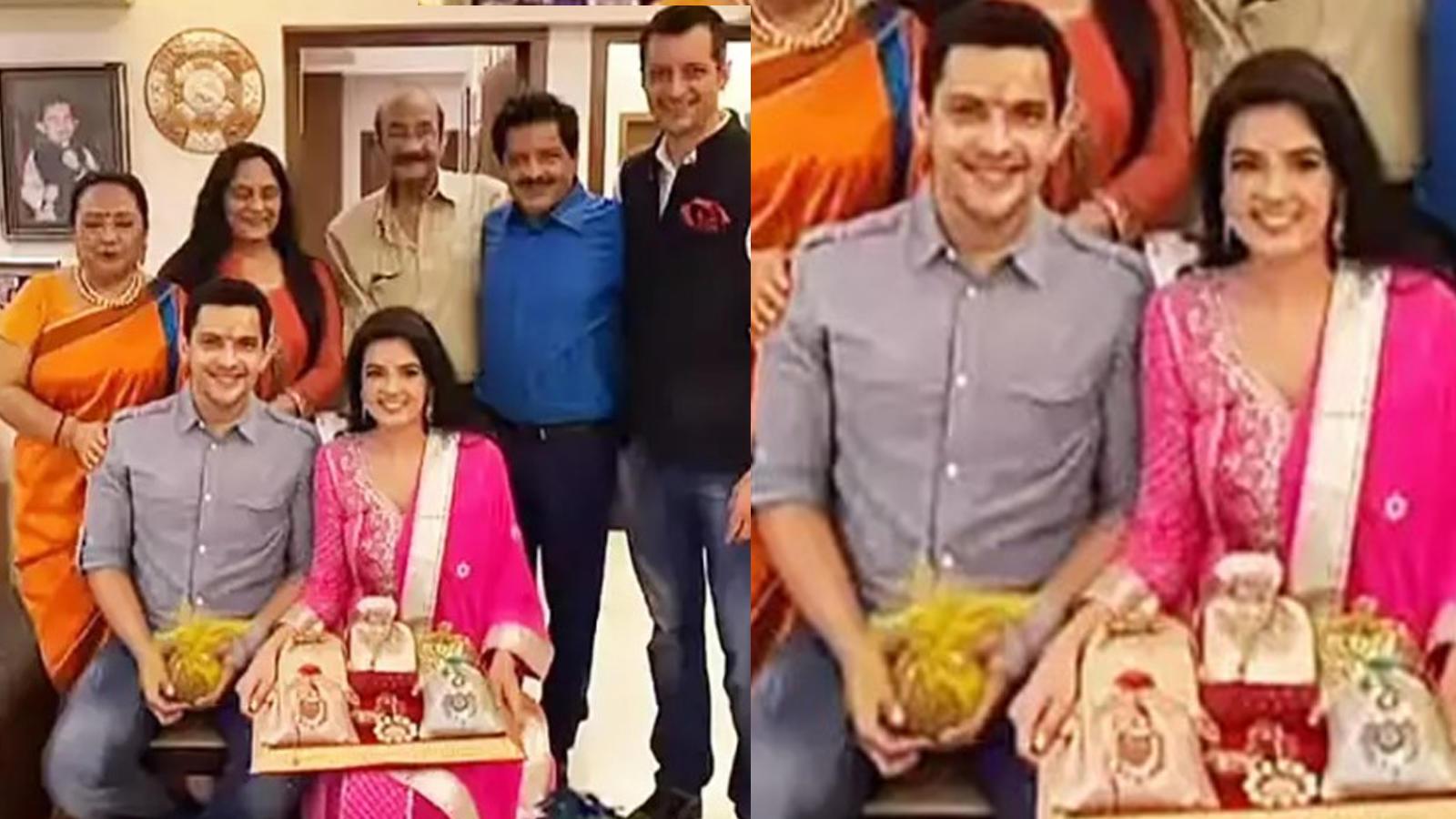 Aditya Narayan Gets Roka Fied With Girlfriend Shweta Agarwal Also Shares Details About Their 3 Day Wedding Hindi Movie News Bollywood Times Of India