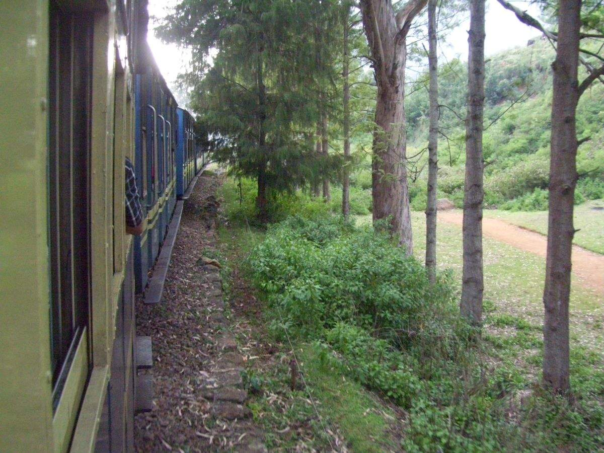 India gets its first solar-powered miniature train at Veli in Kerala