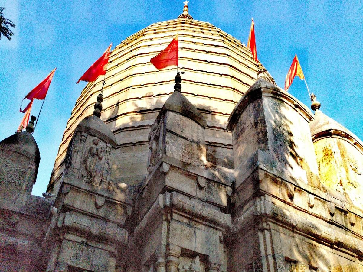 Kamakhya Devi Temple in Assam to get a golden dome this Diwali