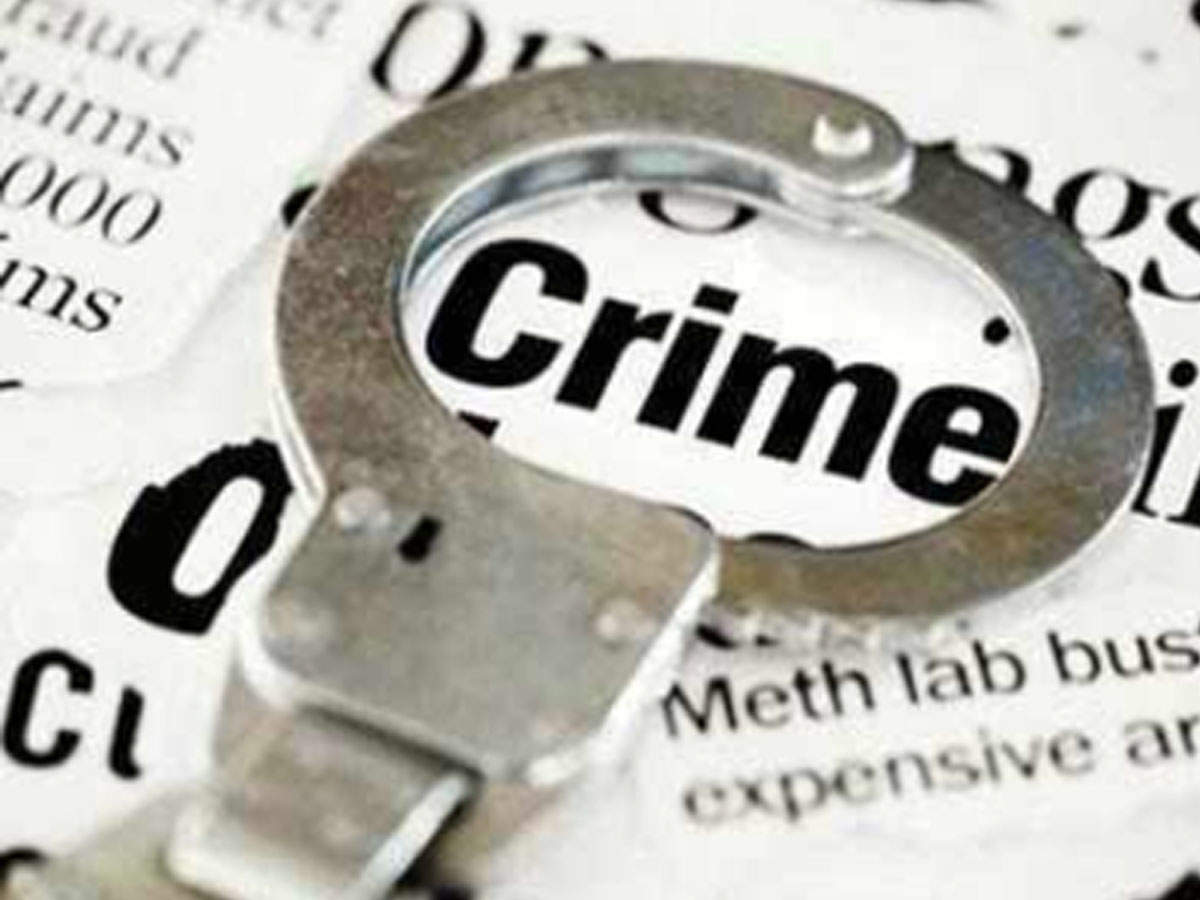 Ahmednagar District Most Crime Prone In North Maharashtra Nashik News Times Of India