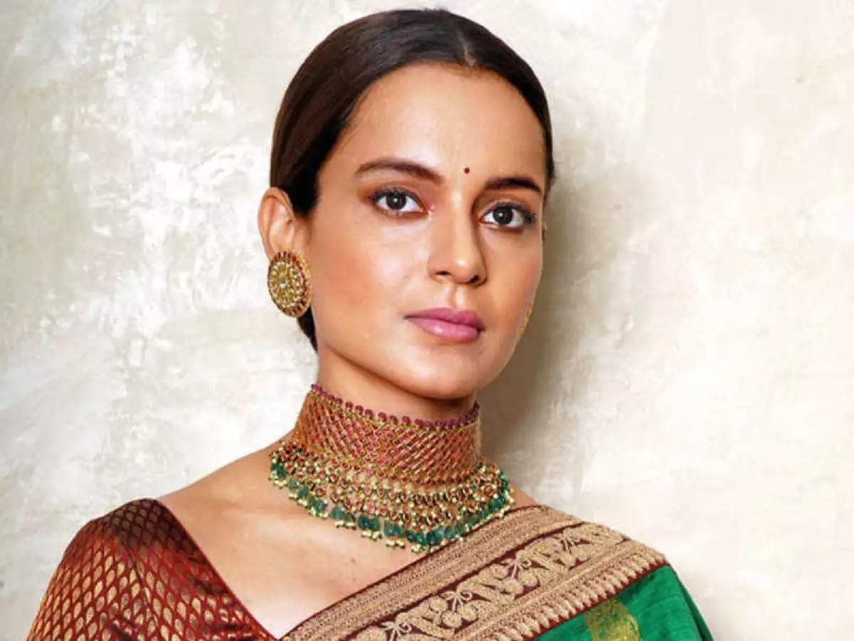 Kangana Ranaut compares Joe Biden to Aamir Khan's character from 'Ghajini'  as she comes out in support of Kamala Harris | Hindi Movie News - Times of  India