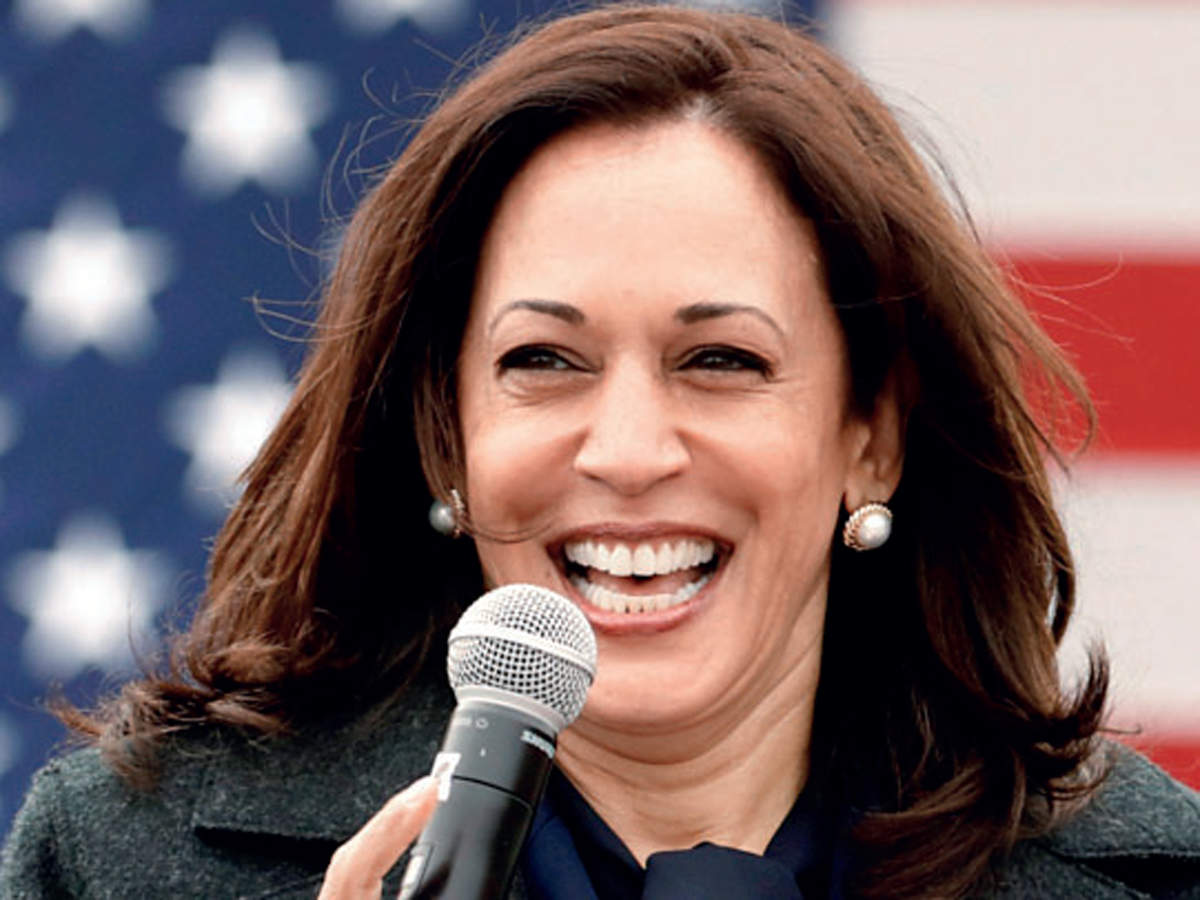 Kamala Harris Books Surge In Popularity After Election Times Of India
