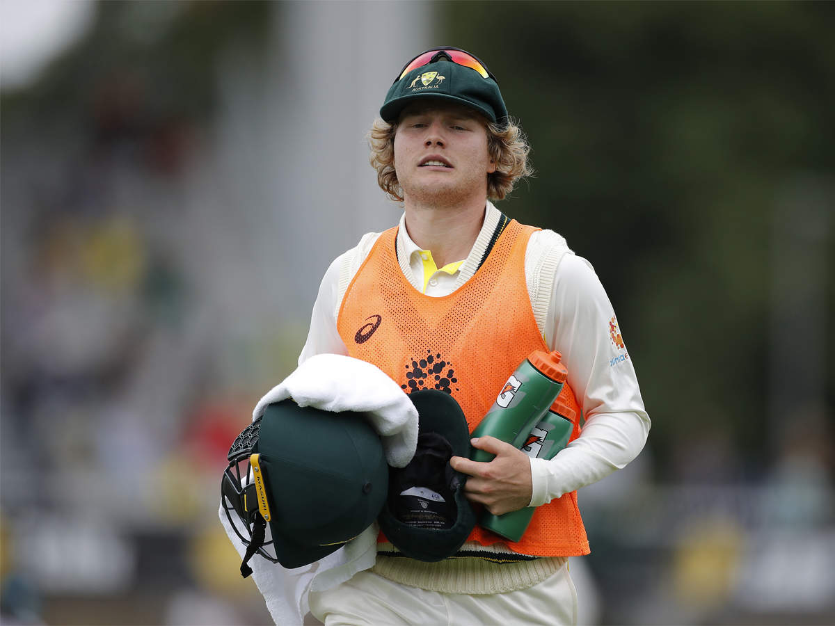 India Vs Australia Australia Call Up Young Guns Will Pucovski Cameron Green For Tests Series Against India Cricket News Times Of India