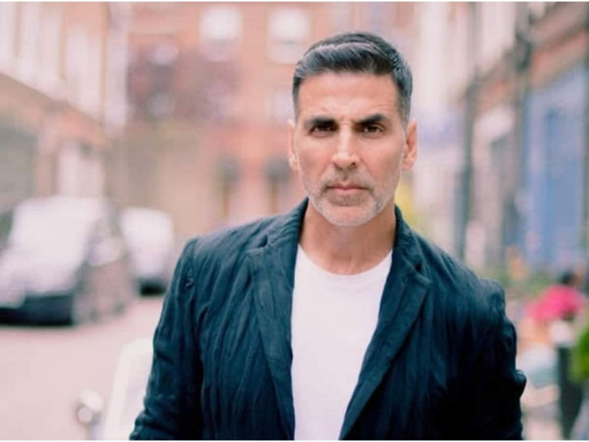 Akshay Kumar: Film on mobile doesn't have same charm as big screen   Hindi  Movie News - Times of India