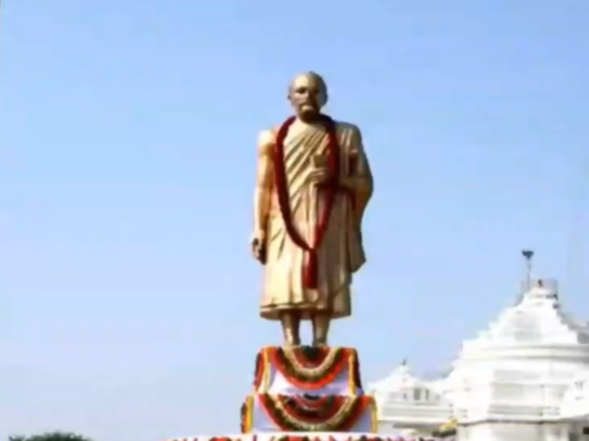 Rajasthan now has Statue of Peace; PM Modi unveils it