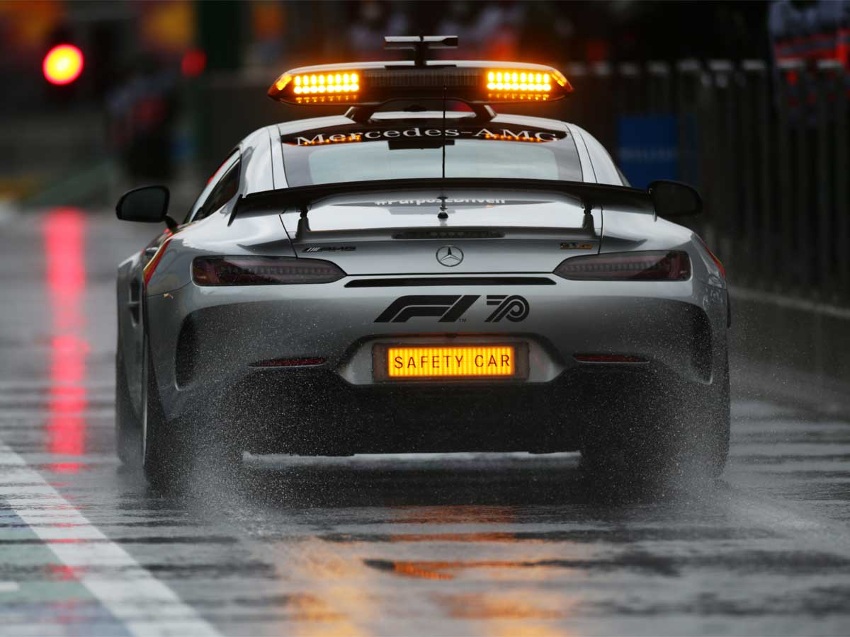 F1 Aston Martin To Share F1 Safety Car Duties With Mercedes Reports Racing News Times Of India