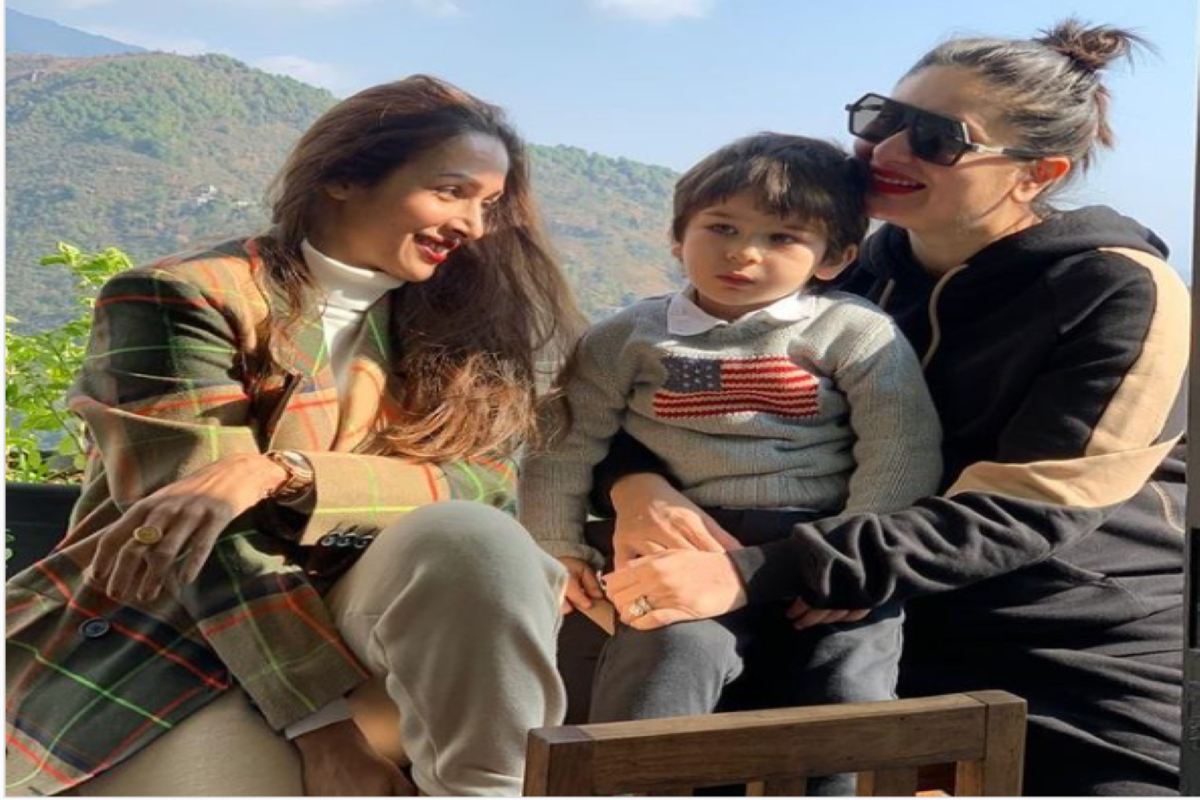 Kareena Kapoor Khan is in Dharamshala with her best people, enjoying winter in the Himalayas