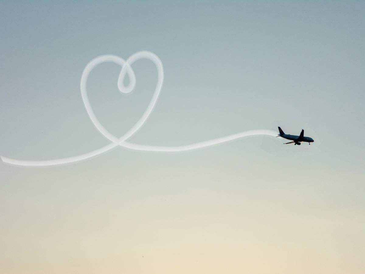 Love is in the air! This airline is launching 'flight to nowhere' speed dating