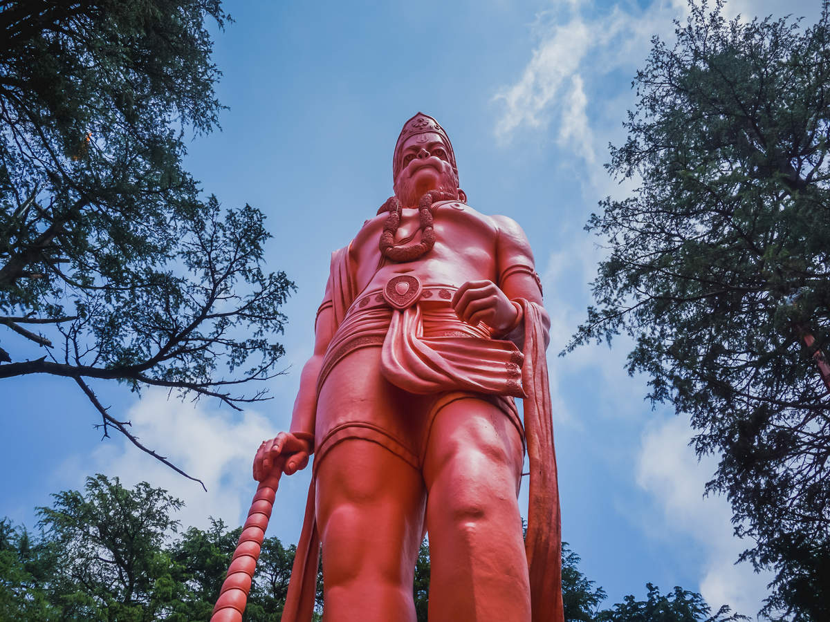 Hampi to get world's largest statue of Lord Hanuman