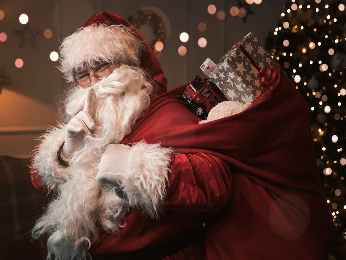 Christmas travel: Belgium exempts Santa Claus from nightly curfew, quarantine!