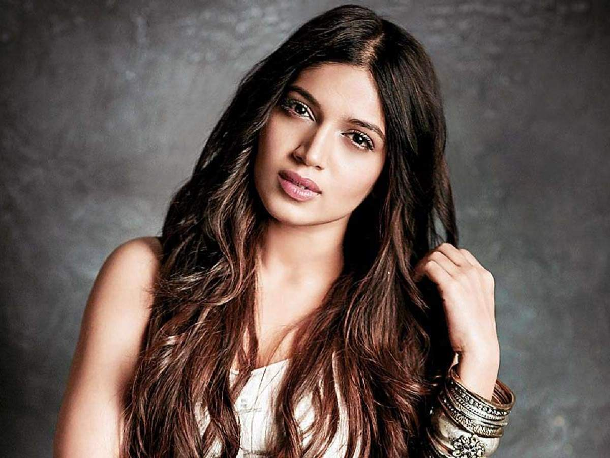 Bhumi Pednekar opens up on her process of choosing films    Hindi Movie News - Times of India