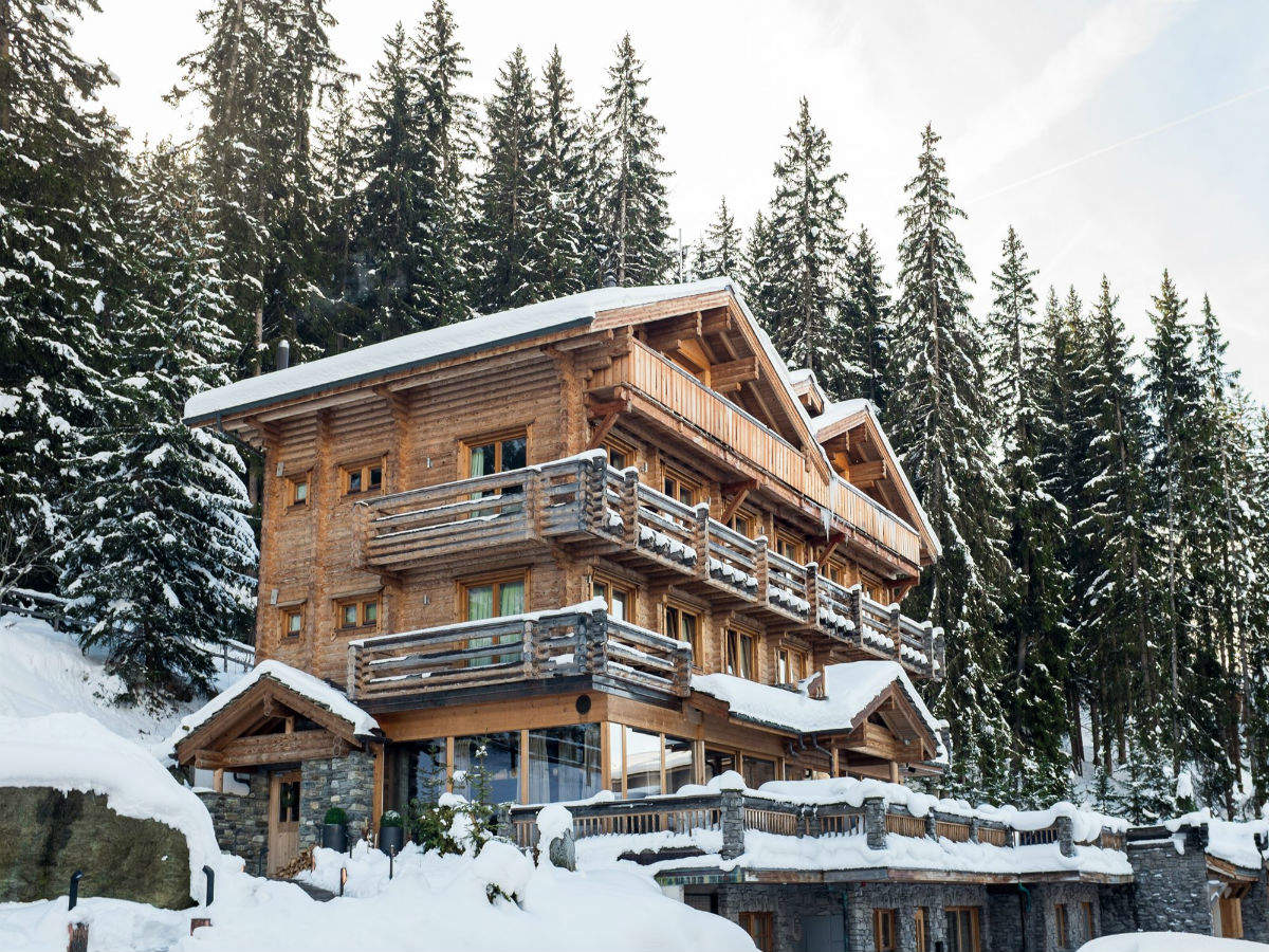 Sir Richard Branson's famous Swiss ski lodge is all set to reopen