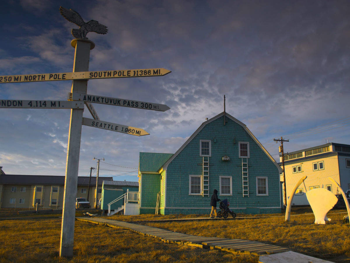 An Alaskan town saw the last sunset of 2020; the sun will rise next in January 2021