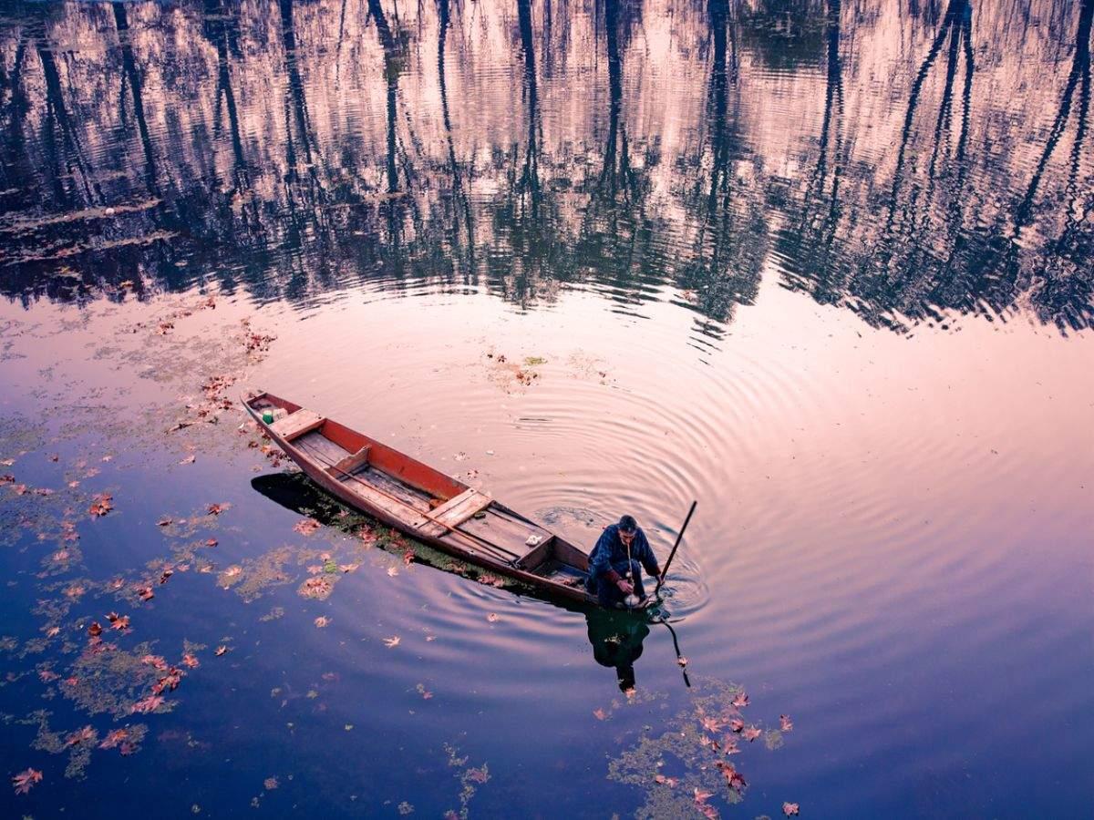 Postcards from Srinagar, the Himalayan wonder