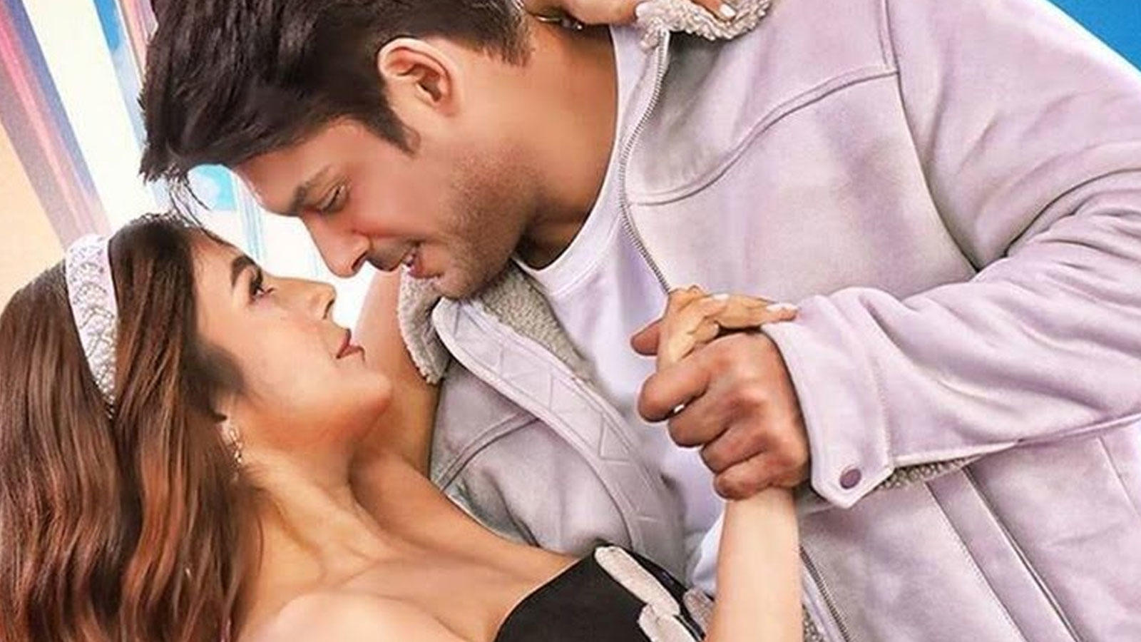 Sidharth Shukla and Shehnaaz Gill's release poster of new song 'Shona Shona',  fans are not disappointed | TV - Times of India Videos