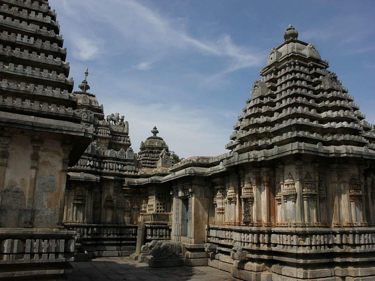 Idol of Mahakali found broken in this famous Hoysala-era Laxmi temple in Karnataka