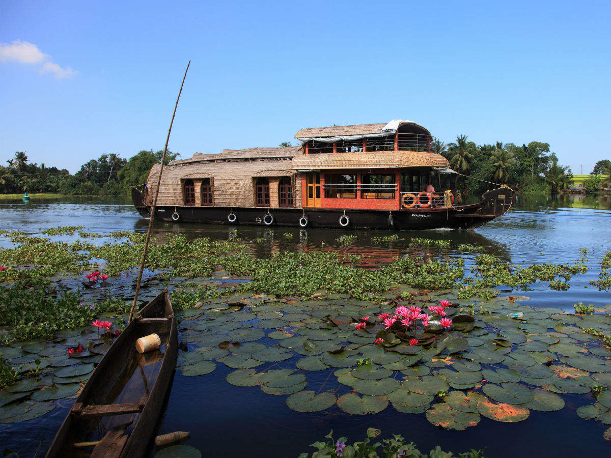 Kerala backwaters in pictures