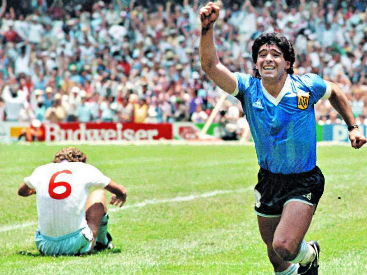 Touched by the Hand of God—important cities in the life of Diego Maradona