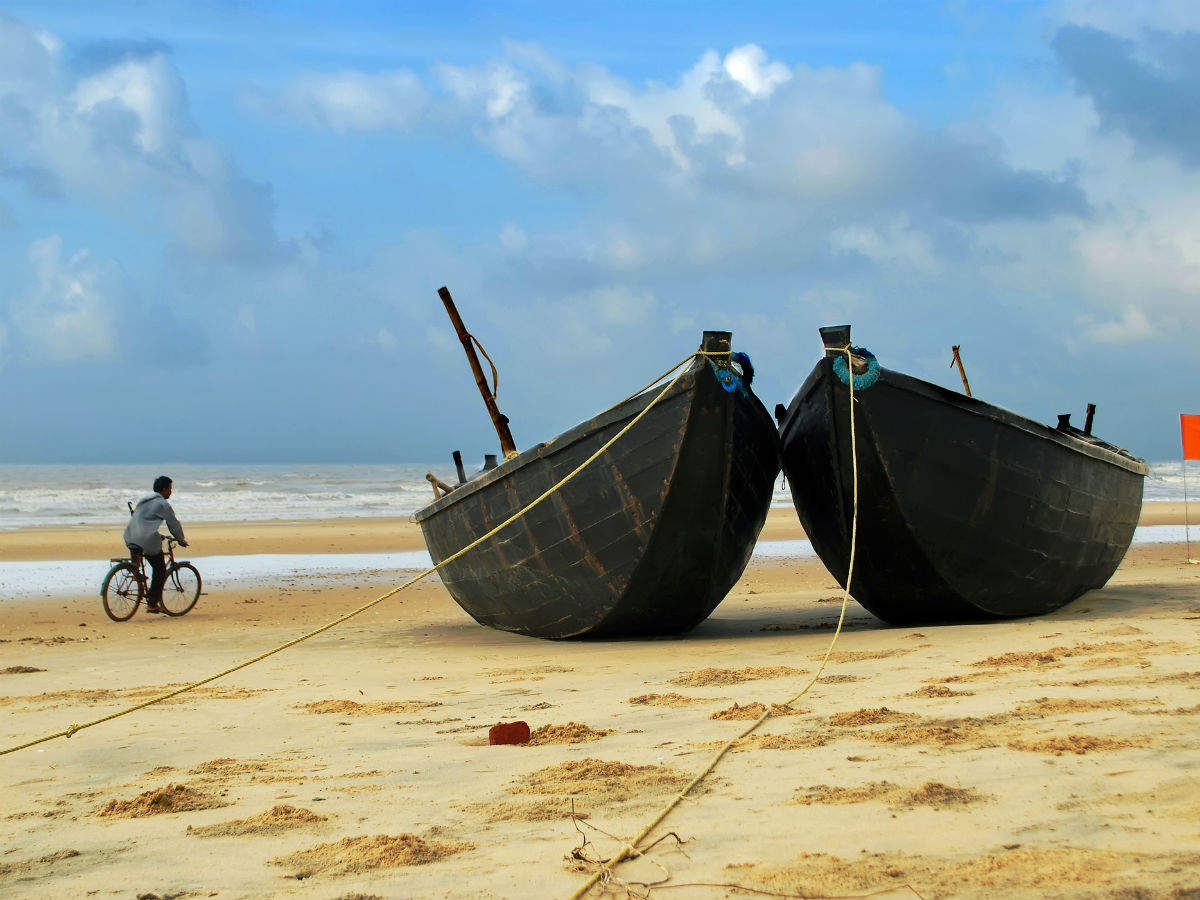 Romancing the beaches of West Bengal