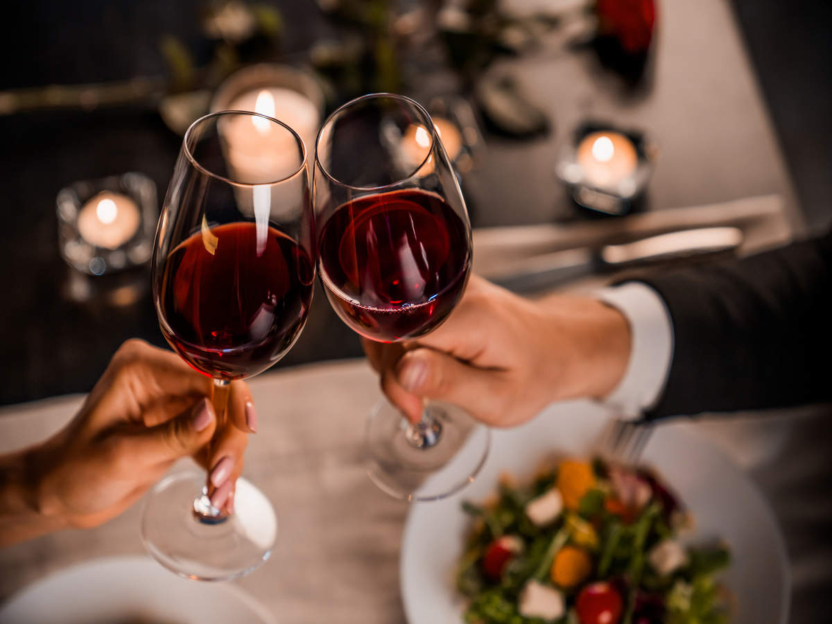 Thanksgiving gone right! A couple was served one of the world's costliest wines by mistake!