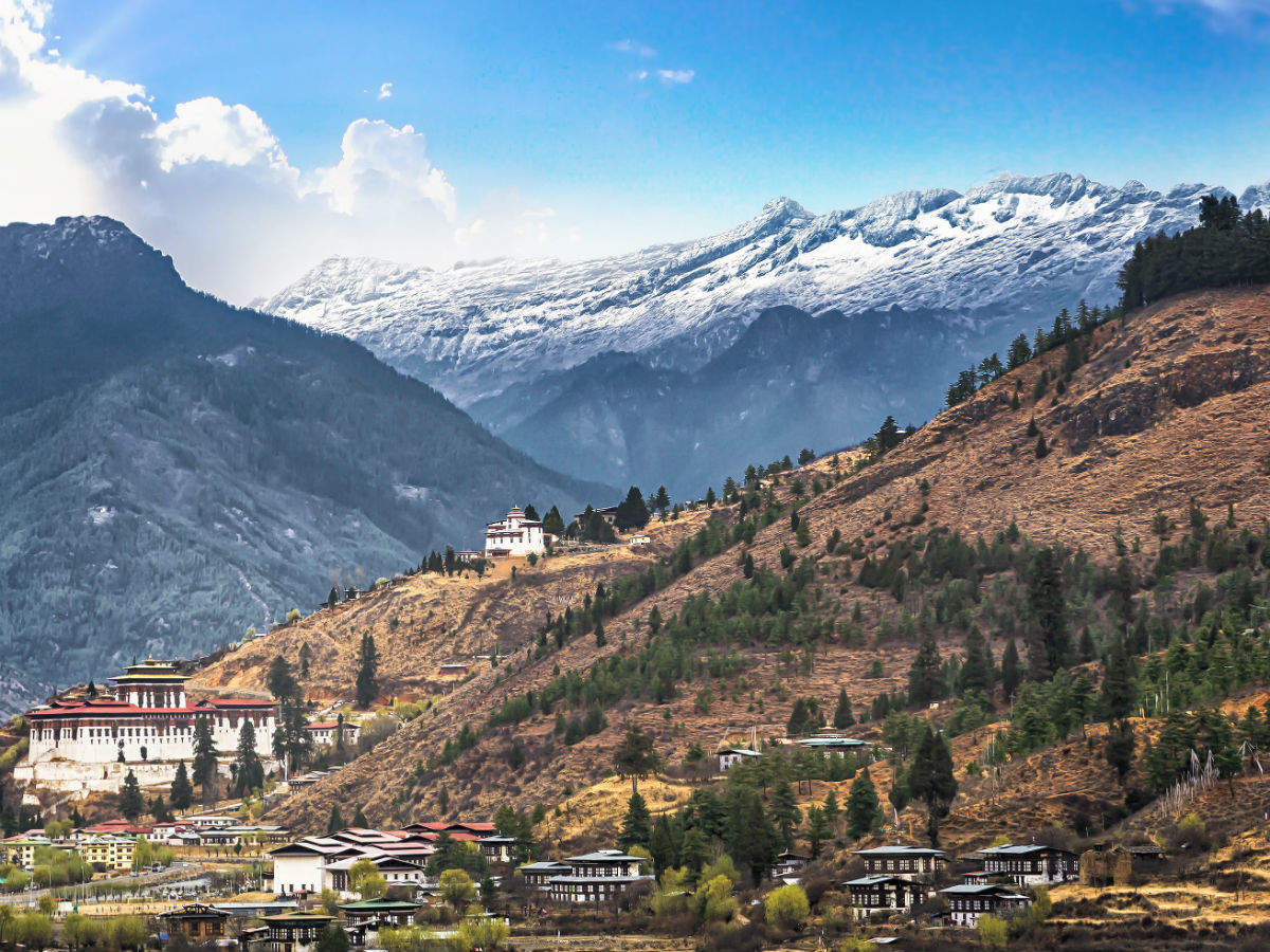 Land of the Thunder Dragon—Bhutan in pictures