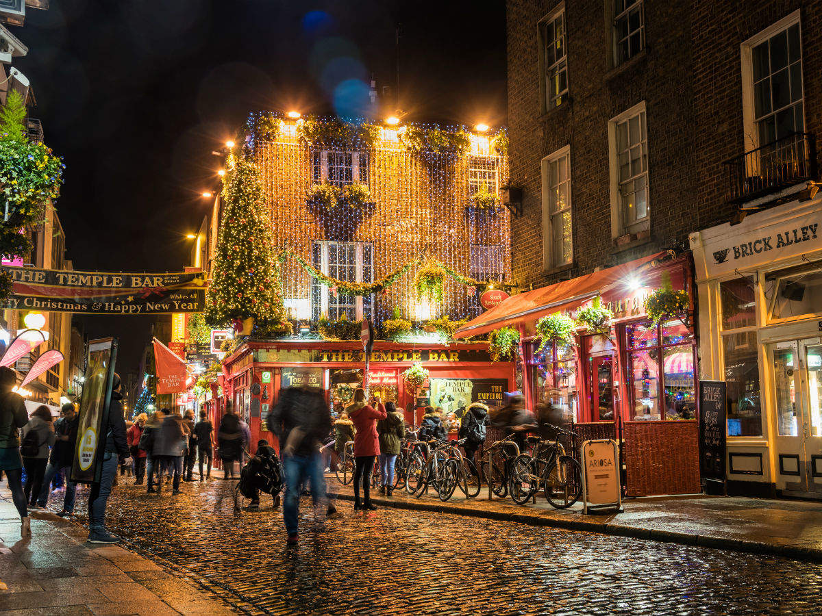 Ireland to lift COVID-19 restrictions ahead of Christmas holidays