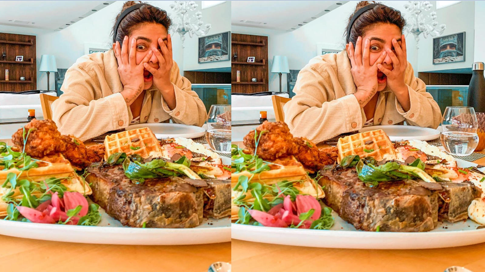 priyanka-chopra-jonas-asks-what-do-i-do-with-this-as-she-is-faced-with-the-impossible-task-of-finishing-a-scrumptious-spread-of-yummy-food