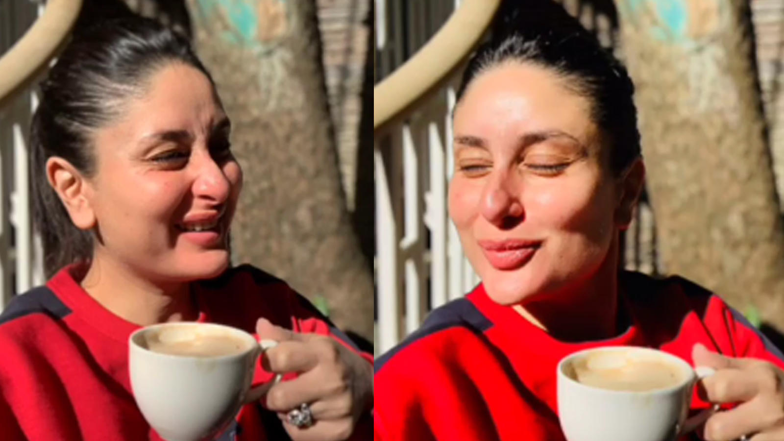 breakfast-with-bebo-pregnant-kareena-kapoor-khan-relishes-a-hot-cup-of-coffee-soaking-in-the-sun-shares-video