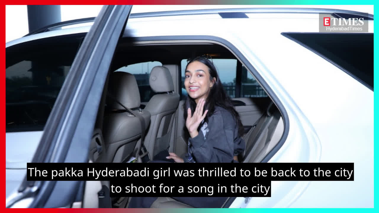 amrin-querishi-in-hyderabad-to-shoot-for-her-bollywood-debut
