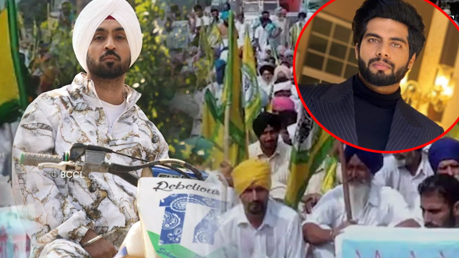 Diljit Dosanjh quietly donated Rs 1 crore for winter-wears to farmers  protesting against new farm laws, reveals Punjabi singer Singga | Hindi  Movie News - Bollywood - Times of India