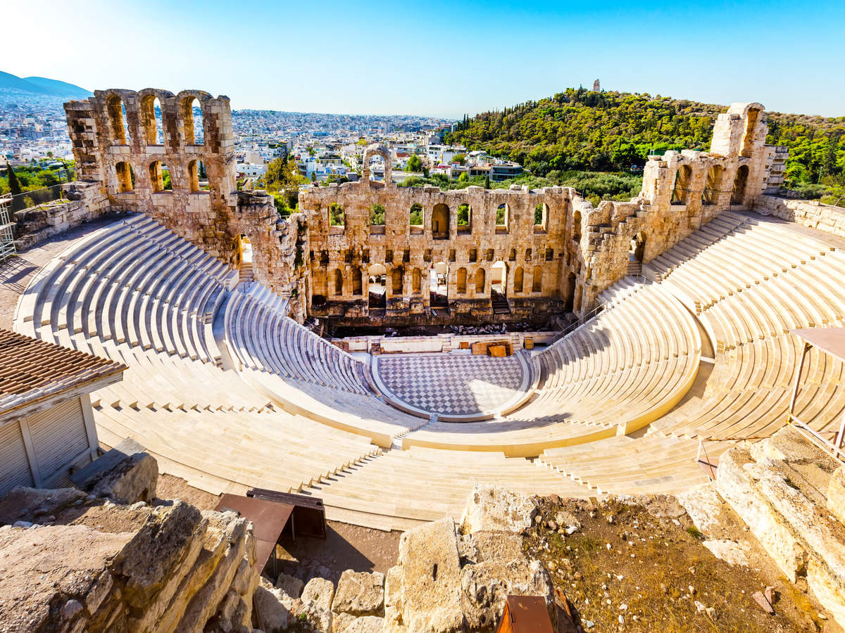 Athens' Acropolis gets facilities for tourists with limited mobility