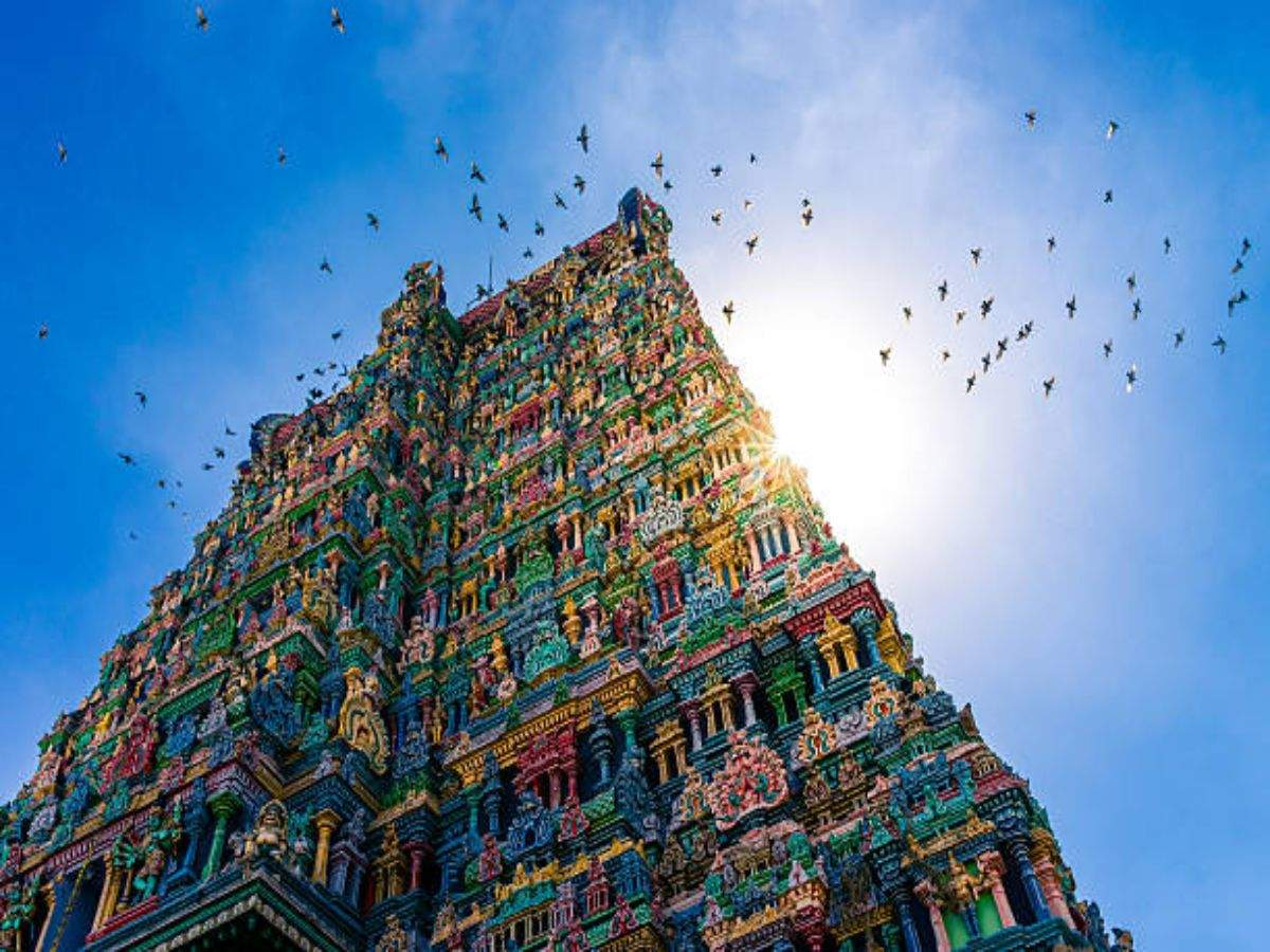 South India's  architectural marvels