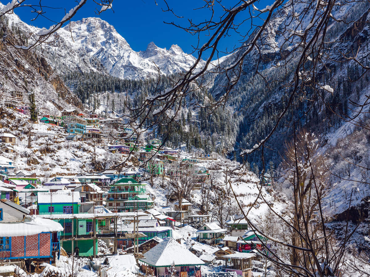 Tourists can look forward to a fresh spell of rain and snow in upper Himachal between Dec 8 to 12