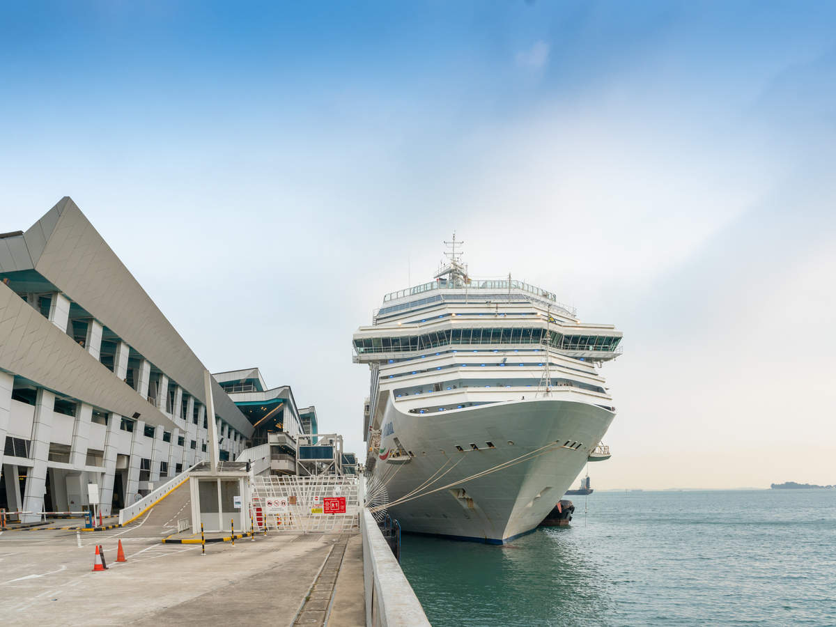 Singapore's 'Cruise to Nowhere' cuts short its trip after passenger tests COVID positive
