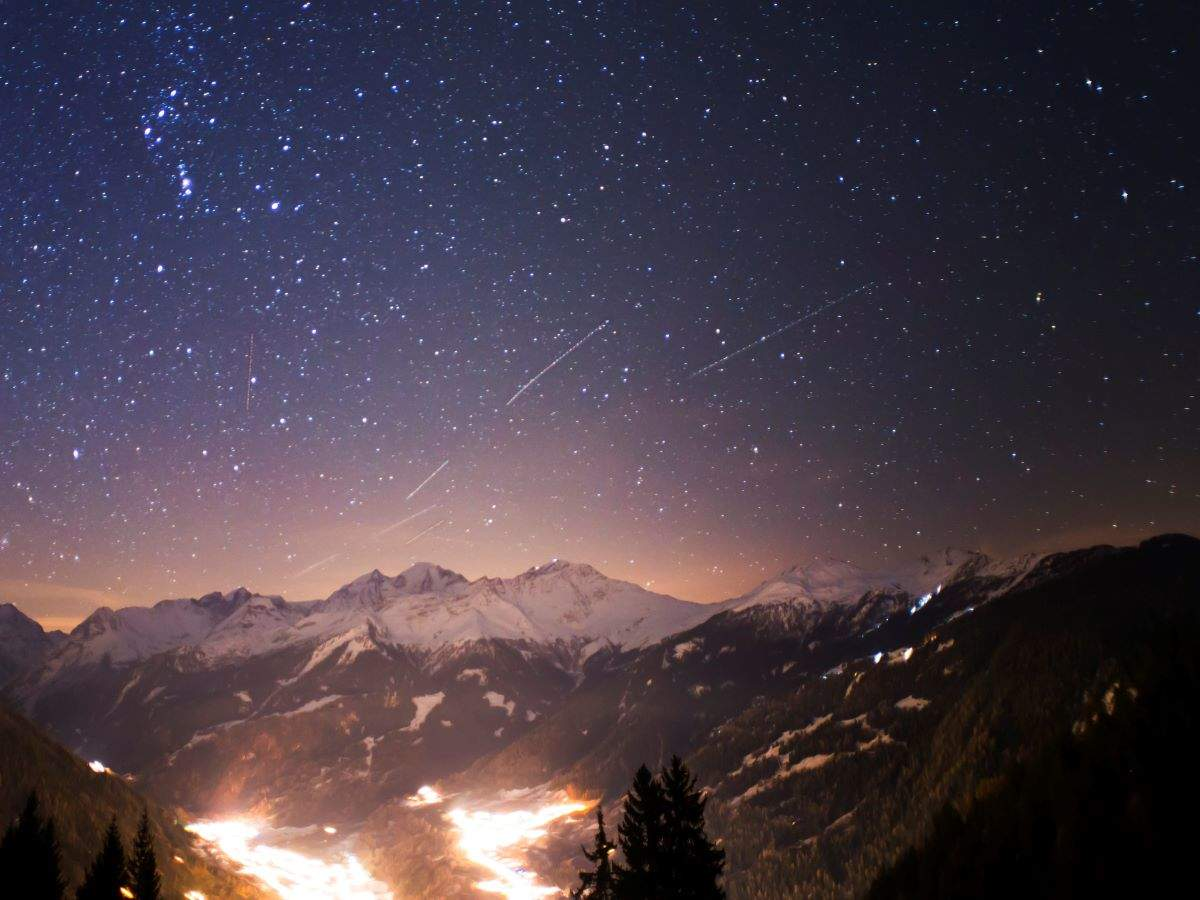 Geminid Meteor Shower: Where and when to watch in India?