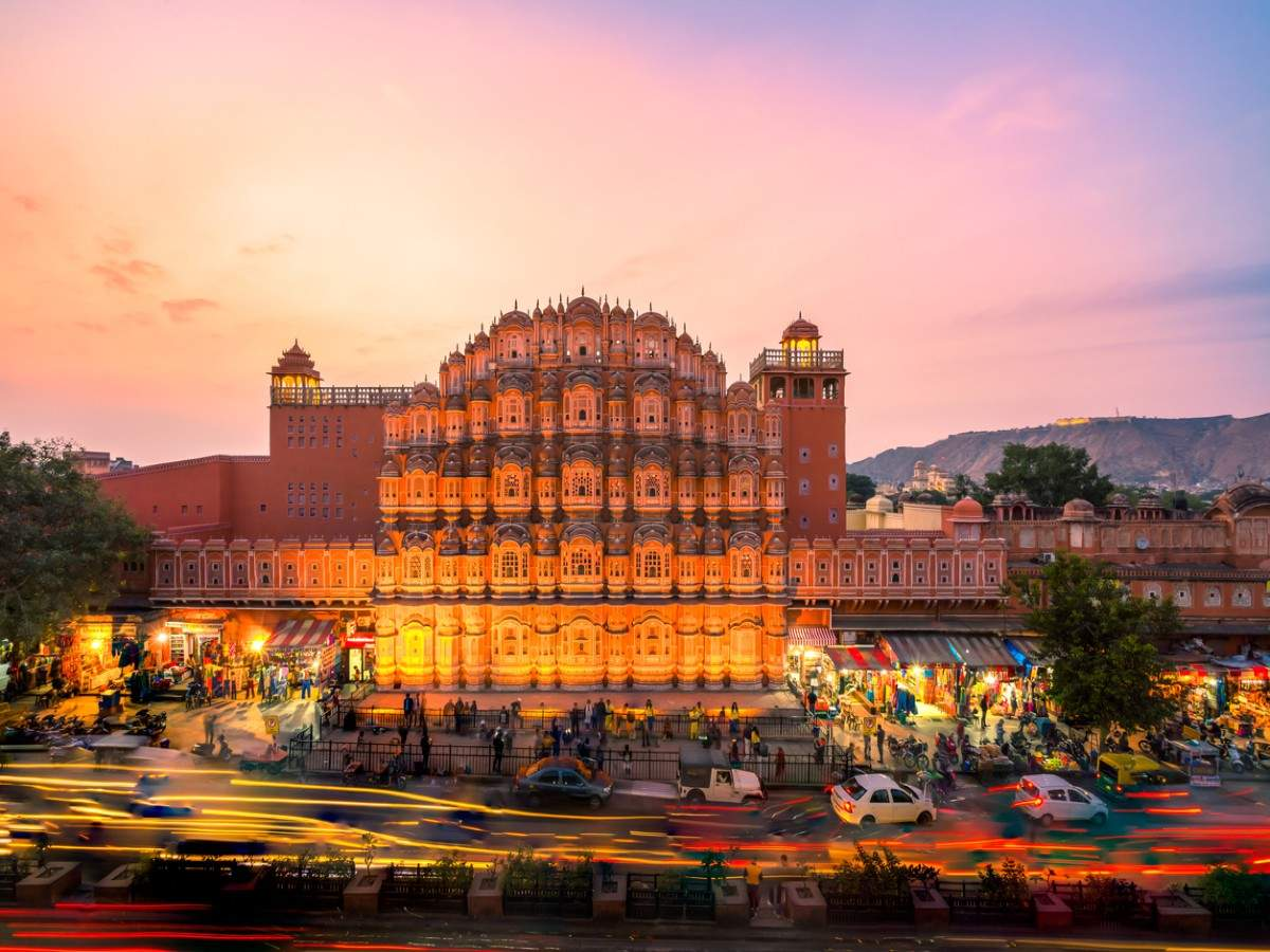 Jaipur attracts large number of tourists over the last six months