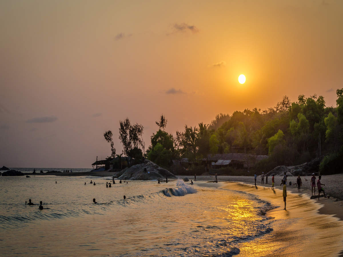 One of India's cleanest beaches is ready for tourists