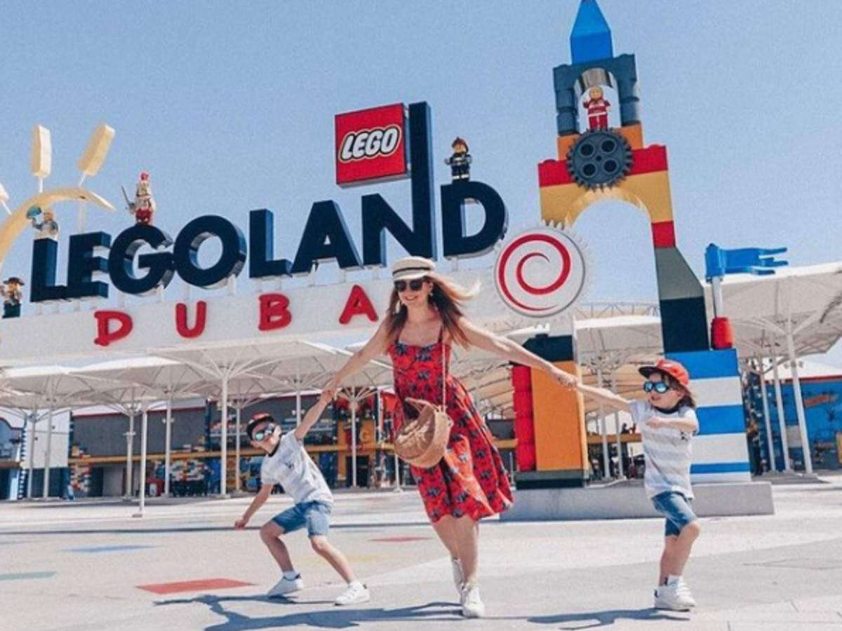 Dubai turns on Christmas cheer as LEGOLAND reopens