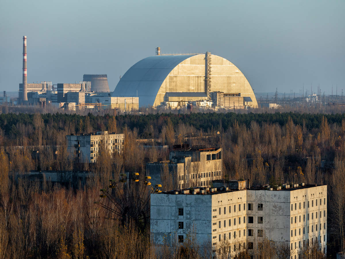 Chernobyl is all set to seek a UNESCO heritage site status