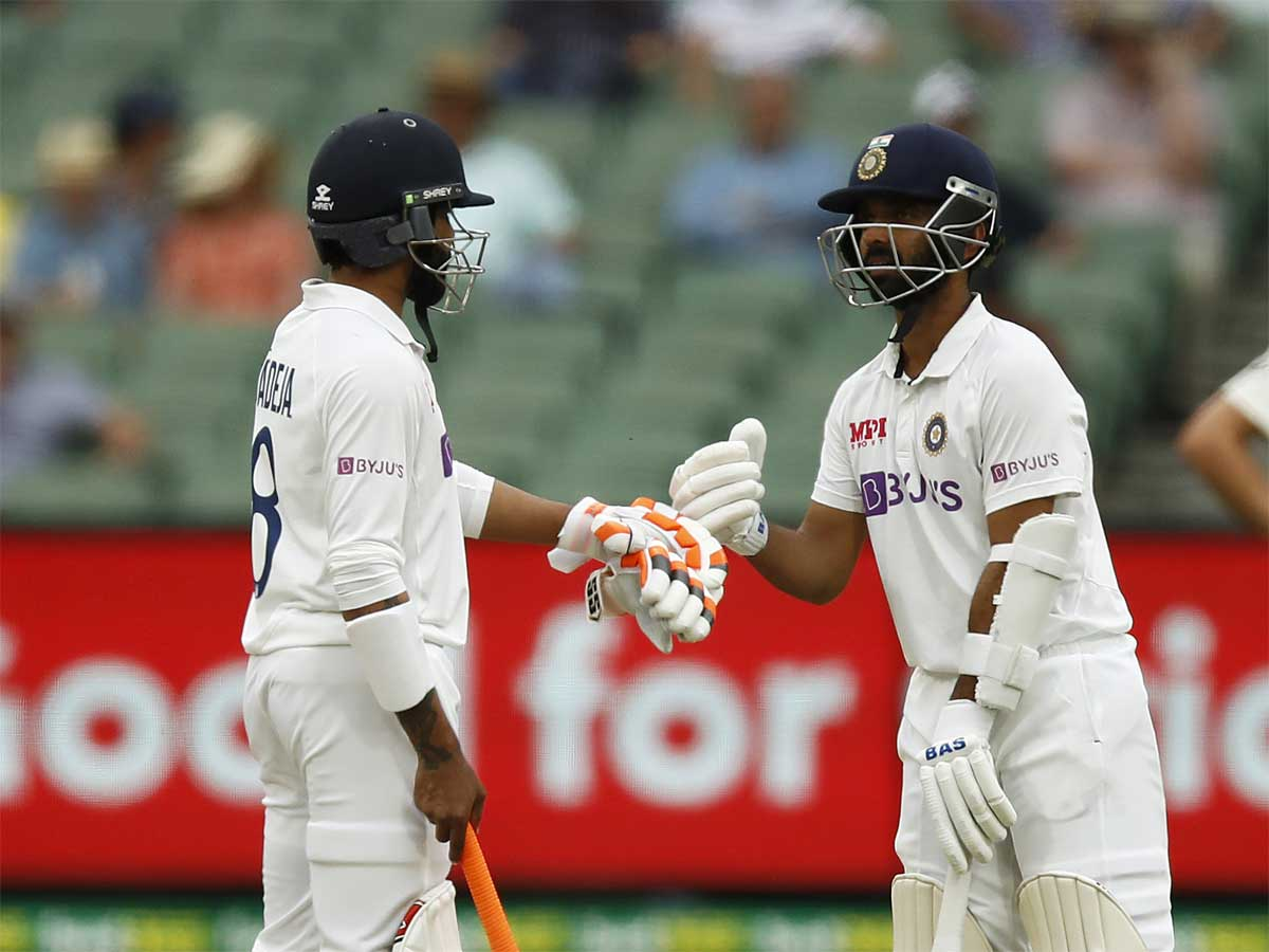 2nd Test Rahane S Ton Jadeja S Fight Give India Control On Day 2 Just Before We Log Off For The Day Some Bits About Rahane S Feat The Times Of India