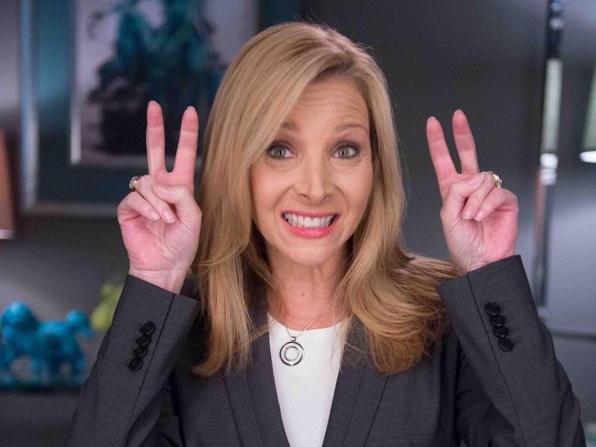 Lisa Kudrow: Lisa Kudrow: Been great playing a dumb person in 'Friends' -  Times of India